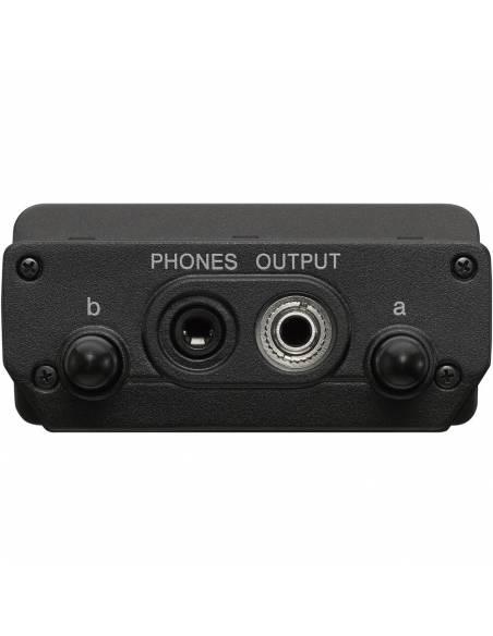 SONY micrófono inalámbrico de mano UWP-D22/K33