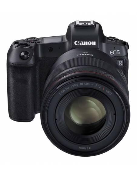 CANON  EOS R (Cuerpo)  3075C023 + GRIP BG-E22 + Mount Adapter EF-EOS R