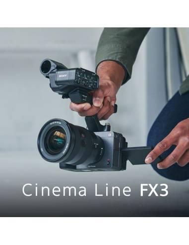 SONY ILME-FX3  **Reserva de producto**