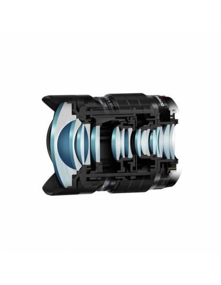 OLYMPUS 8mm f1.8 Fisheye PRO M.ZUIKO Digital ED