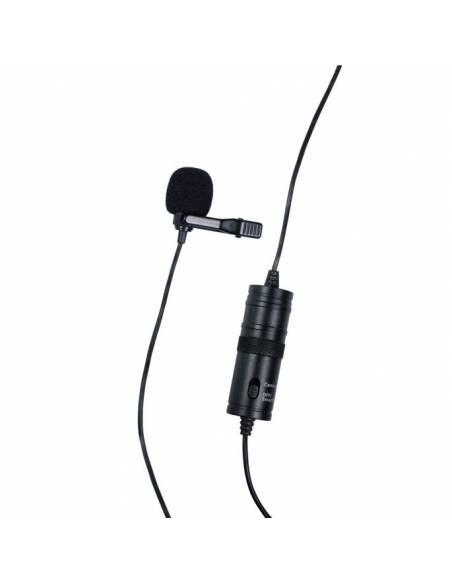 DORR LV-10 micrófono de solapa