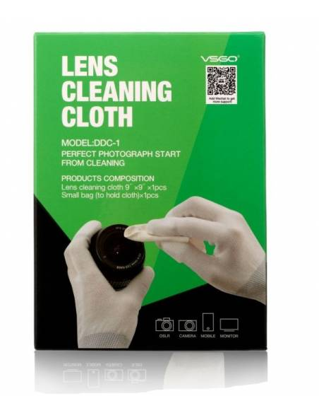 VSGO LENS CLEANING CLOTH
