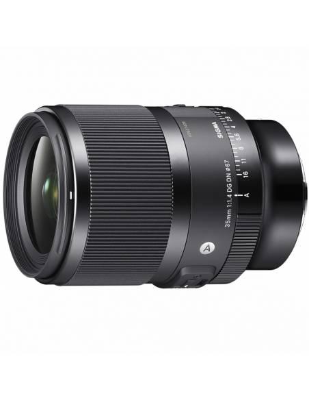 SIGMA 35mm F1.4 DG DN Art (L-Mount)  **Reserva de Producto**