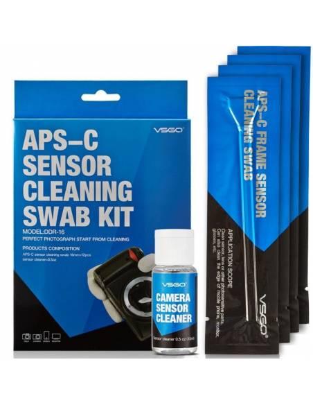 VSGO APS-C DSLR SENSOR CLEANING KIT DDR16