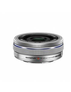 OLYMPUS M.Zuiko Digital ED 14-42mm f / 3.5-5.6 EZ Plata