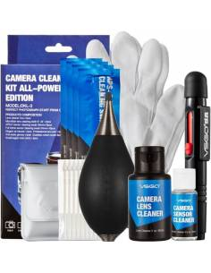 VSGO CAMERA CLEANING KIT PRO DKL3