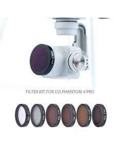 NISI Filter Kit for Phantom 4 Pro