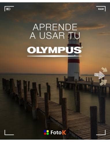 Aprende a usar tu nueva OLYMPUS |On Line| Escoge tu fecha