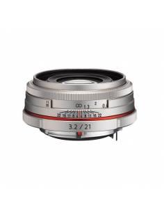PENTAX 21mm F3.2 HD DA AL Limited Edition Silver