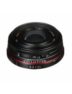 PENTAX 21mm F3.2 HD DA AL Limited Black