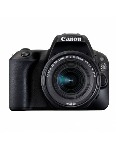 CANON EOS 200D + 18-55mm STM IS