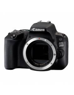 CANON EOS 200D solo cuerpo (black)