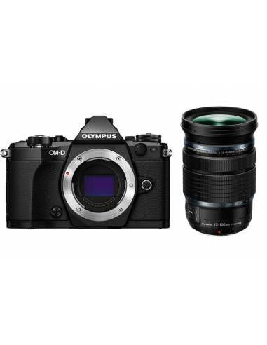 OLYMPUS OM-D E-M5 Mark II +12-100 IS PRO NEGRO