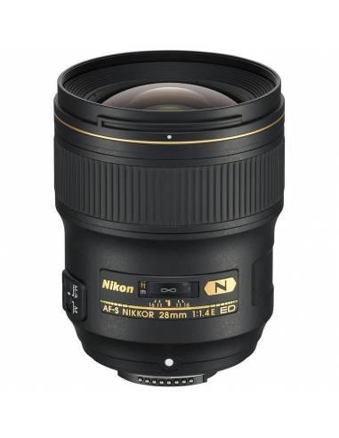 NIKON 28mm f/1.4E ED