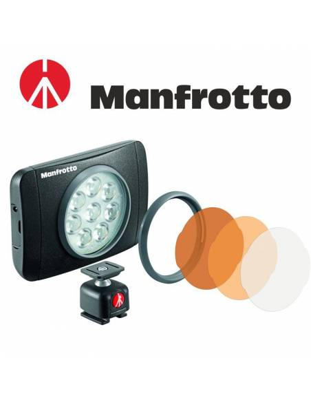 MANFROTTO ANTORCHA LUMIMUSE 8