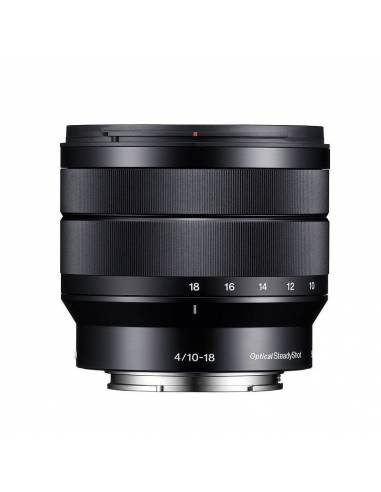 SONY 10-18 mm E F4 OSS (SEL1018)