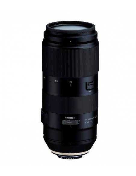 TAMRON 100-400mm F/4.5-6.3 Di VC USD  para CANON EOS