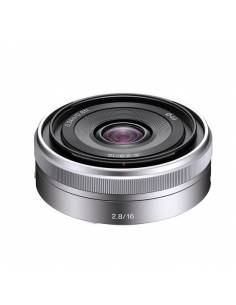 SONY 16 mm E F2,8 (SEL16F28)