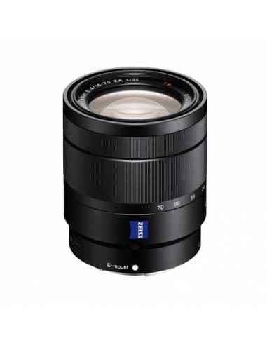 SONY 16-70 mm F4 ZA OSS Vario-Tessar® T* E (SEL1670Z)
