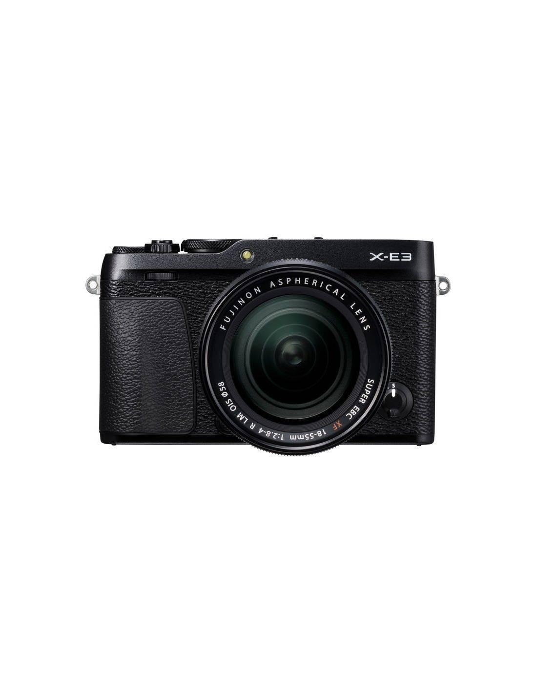 Fujifilm estuche blc-xe3 negro