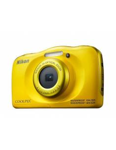 NIKON COOLPIX W100 YELLOW + mochila