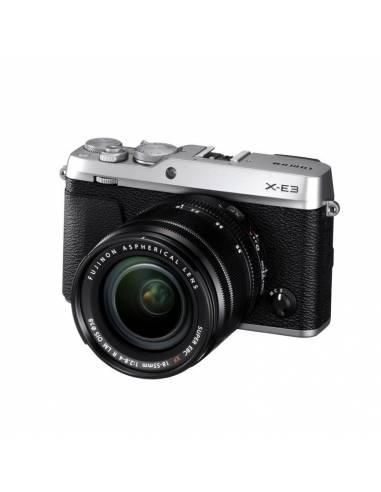 FUJIFILM X-E3 + 18-55mm F2.8-4 Silver