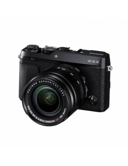 FUJIFILM X-E3 + 18-55mm F2.8-4 Black