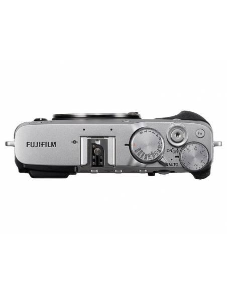 FUJIFILM X-E3 + XF23mm WR F2 Silver