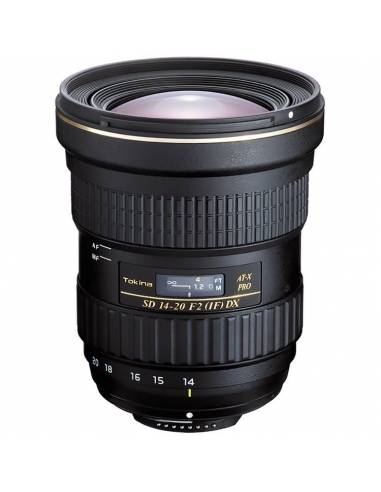 TOKINA  AT-X 14-20mm f/2 PRO DX  (NIKON)