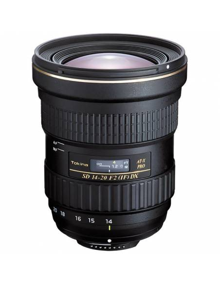 TOKINA  AT-X 14-20mm f/2 PRO DX  (NIKON)