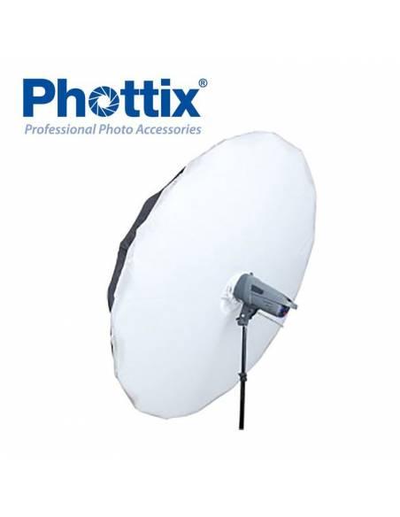 PHOTTIX Paraguas Para-pro reflector combo con difusor 182cm PX85347
