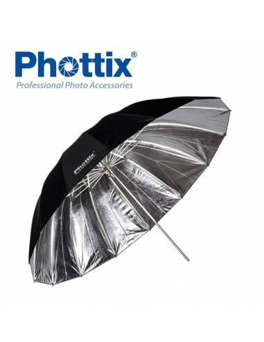 PHOTTIX Paraguas Para-pro reflector 152cm. PX85344