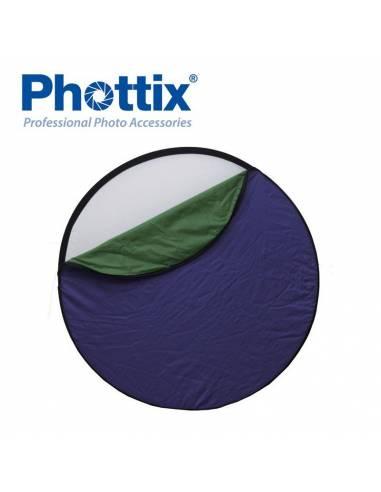 Reflector plegable Phottix 7 en 1 107cm
