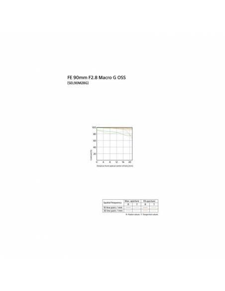 SONY 90 mm FE  F2,8 Macro G OSS( SEL90M28G)