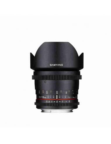 SAMYANG 10mm T3.1 ED AS NCS CS V-DSLR (CANON)