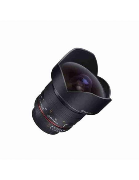 SAMYANG 14mm f / 2.8 IF ED UMC asférica (NIKON AE)