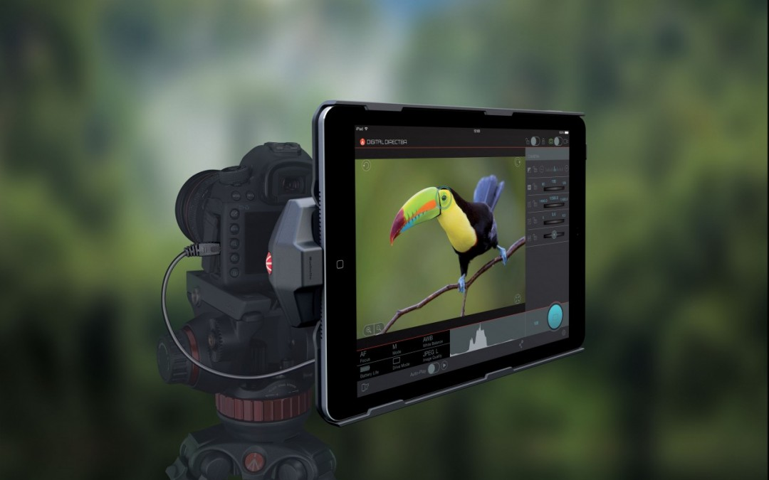 Digital Director, la solución de Manfrotto para videografos