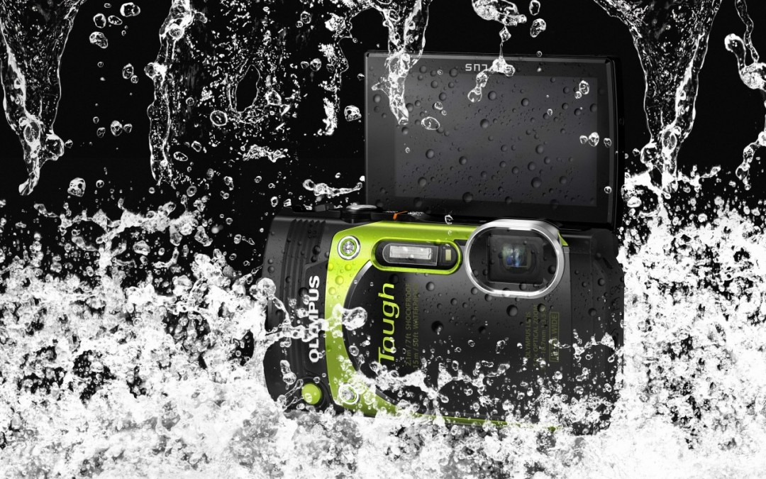 Olympus anuncia la TOUGH  TG-870, una nueva cámara todo terreno
