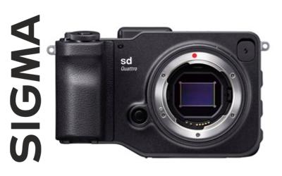SIGMA anuncia la llegada de su primera cámara mirrorless SIGMA SD Quattro