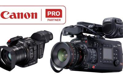 Novedades Video Profesional Canon