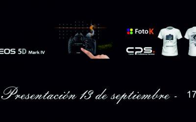 Canon presenta la nueva EOS 5D Mark IV en Foto K