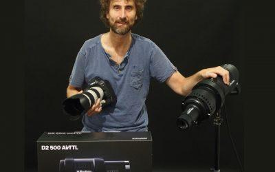 Profoto lanza el D2 y el fotógrafo José Irún nos comenta sus primeras impresiones