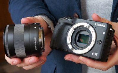 Canon anuncia la nueva EOS 6D Mark-II sin espejo