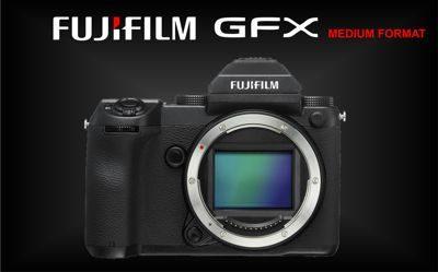 El buque insignia de Fujifilm: GFX 50S