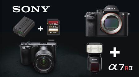Promociones Mirrorless de Sony