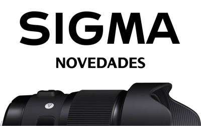 SIGMA presenta 4 nuevas ópticas