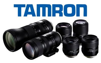 Nuevas ópticas de Tamron 70-200mm F2.8 G2 y 10-24mm F3.5-4.5 VC