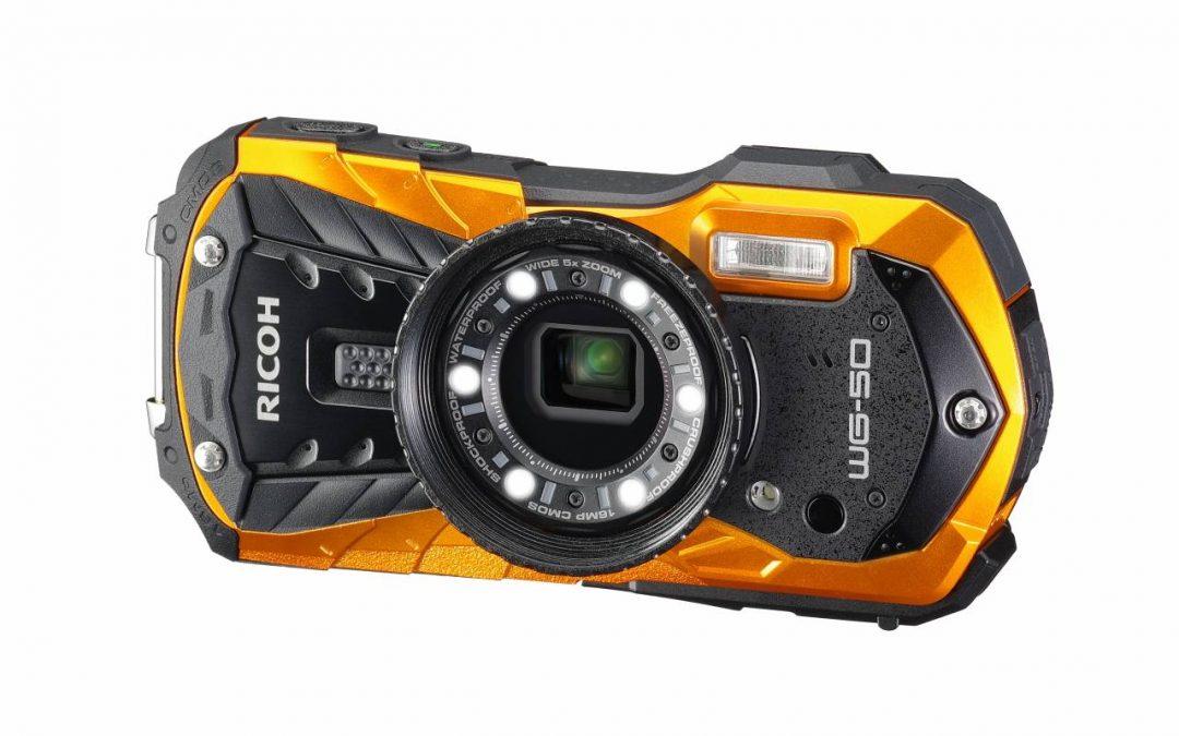 Ricoh lanza la cámara «todoterreno» RICOH WG-50