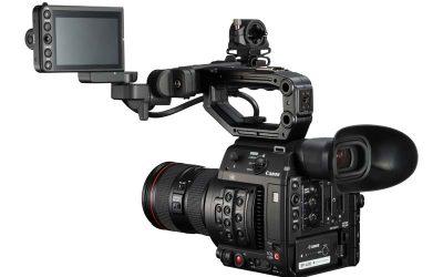 Canon presenta una nueva cámara compacta EOS Cine 4K, la EOS C200