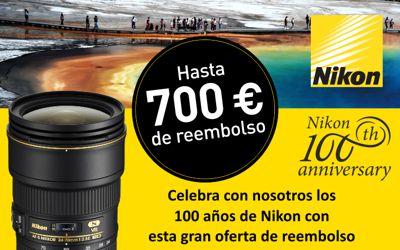 Reembolso Nikon verano 2017